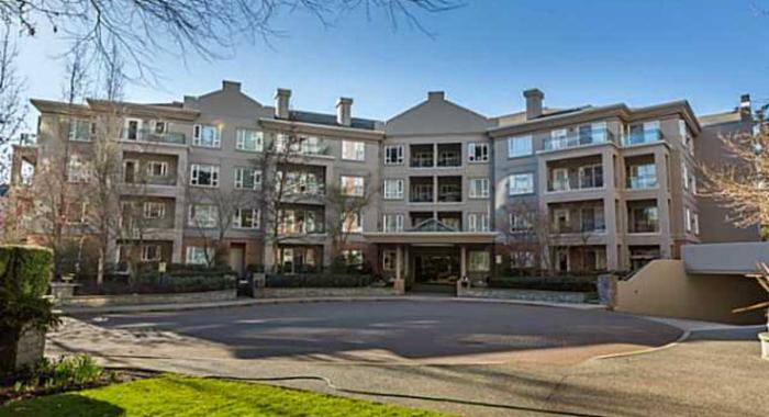114 - 5683 Hampton Place, University VW, Vancouver West